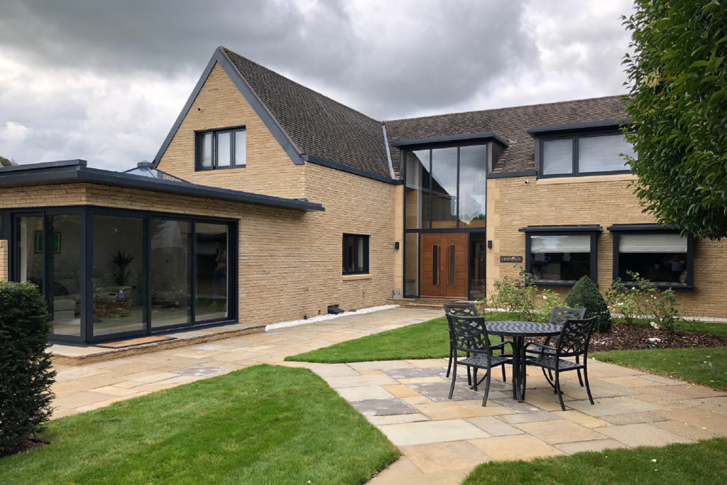 Contemporary Cotswold Extension